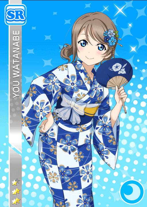 #1004 Watanabe You SR