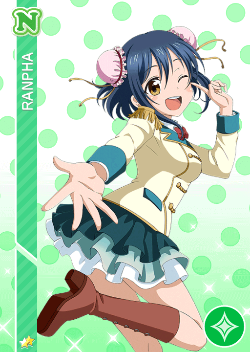 #1013 Ranpha N idolized