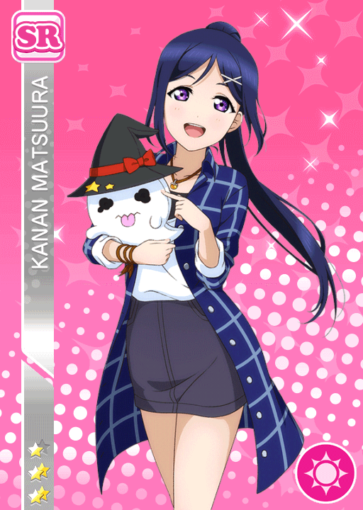 #1015 Matsuura Kanan SR