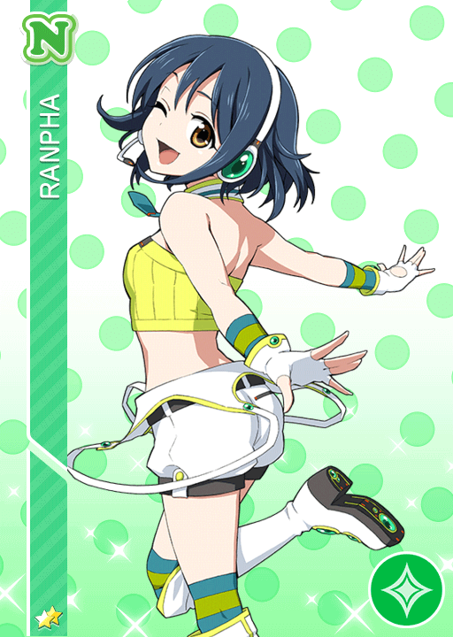 #102 Ranpha N idolized