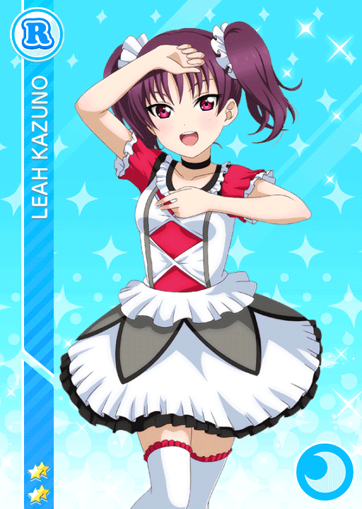 #1047 Kazuno Leah R idolized
