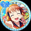 #1053 Takami Chika UR
