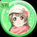 #1057 Minami Kotori SR