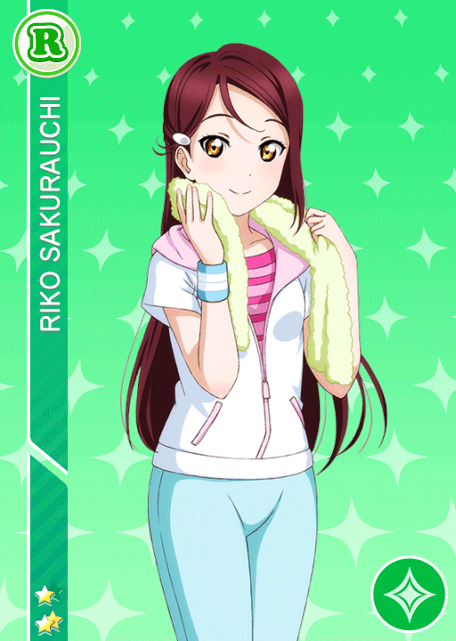 #1088 Sakurauchi Riko R