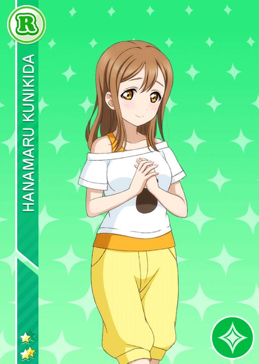 #1093 Kunikida Hanamaru R