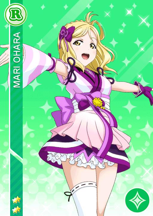 #1094 Ohara Mari R idolized
