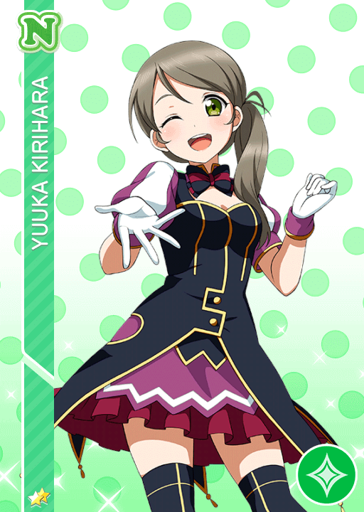 #1111 Kirihara Yuuka N idolized