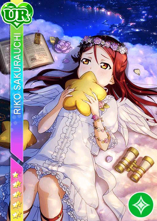 Image result for sakurauchi riko angel