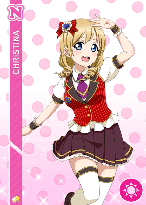 #1194 Christina N idolized