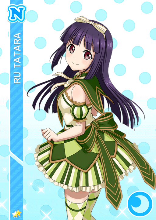 #1238 Tatara Ruu N idolized