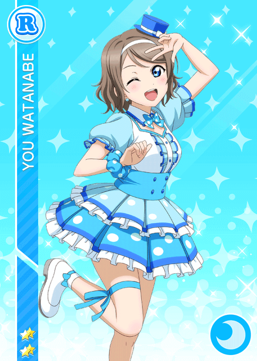 #1305 Watanabe You R idolized