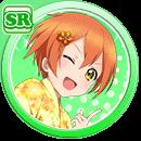 #142 Hoshizora Rin SR