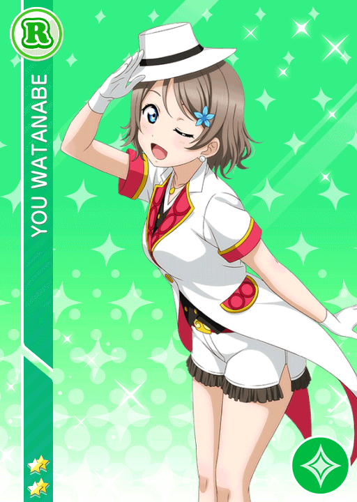 #1436 Watanabe You R idolized