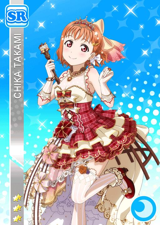 The Best Chika Takami Cards  JPG