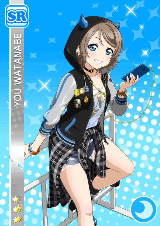 #1469 Watanabe You SR