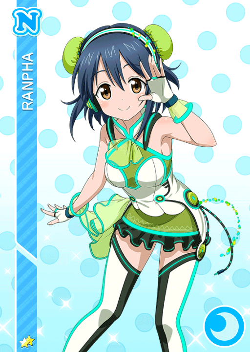 #1485 Ranpha N idolized