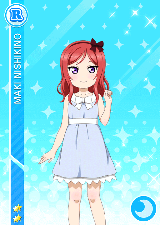 #1521 Nishikino Maki R idolized