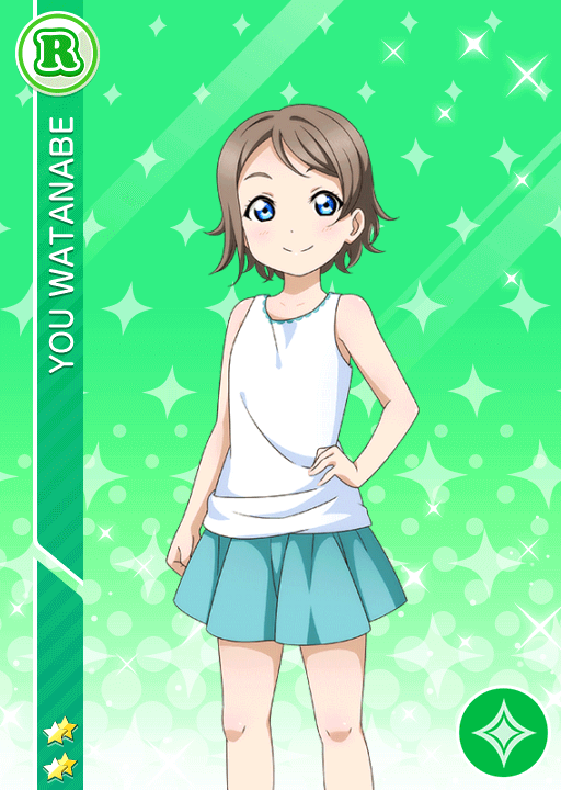 #1529 Watanabe You R idolized