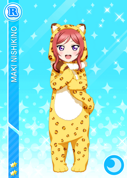 #1967 Nishikino Maki R idolized