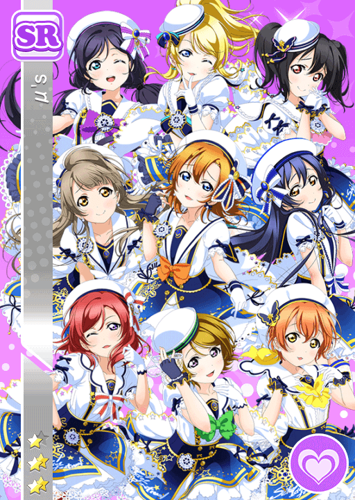 #2010 μ's SR idolized
