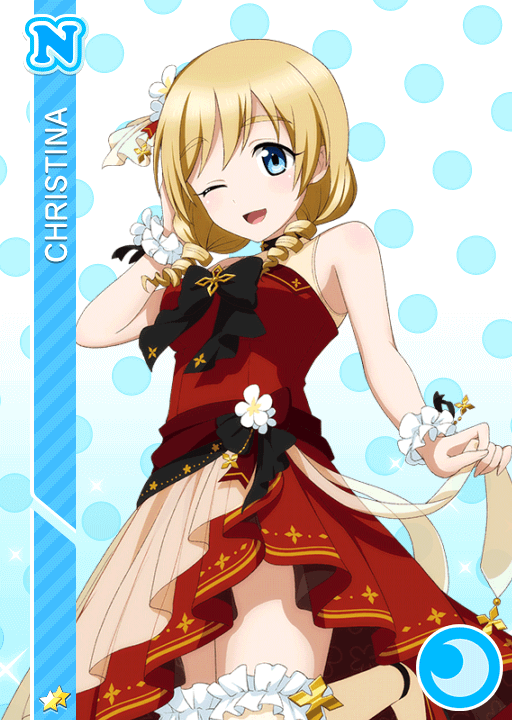 #2076 Christina N idolized