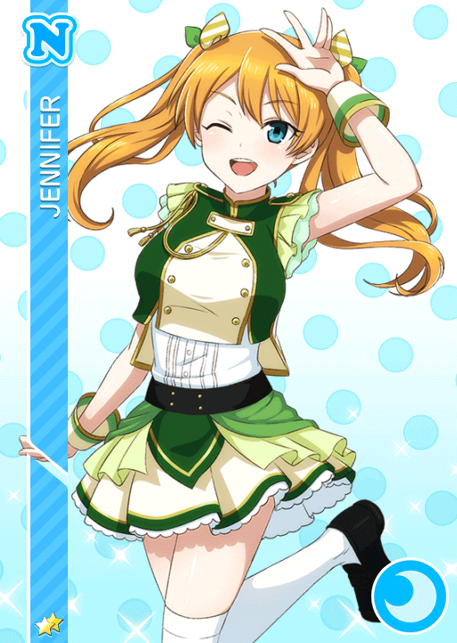 #2158 Jennifer N idolized