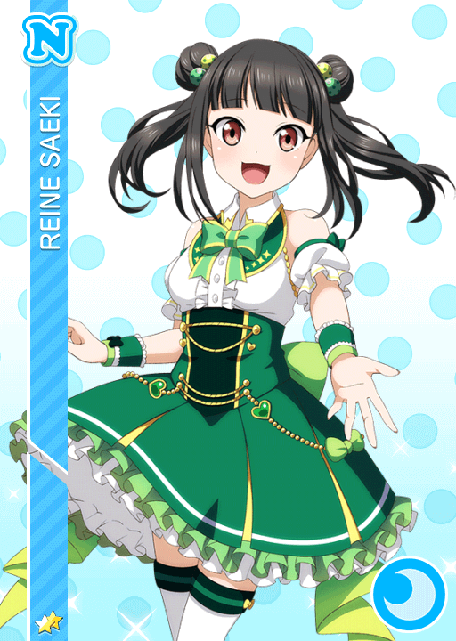 #2177 Saeki Reine N idolized