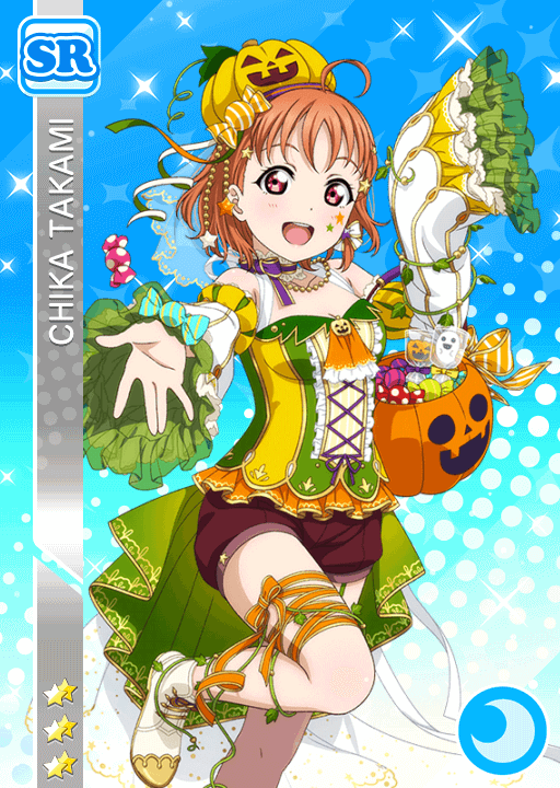 #2178 Takami Chika SR idolized