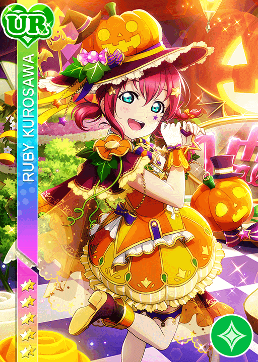 #2193 Kurosawa Ruby UR idolized