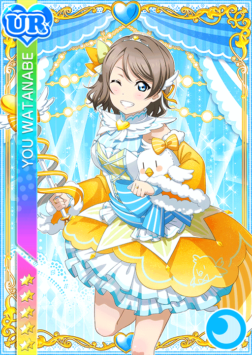 #2364 Watanabe You UR idolized