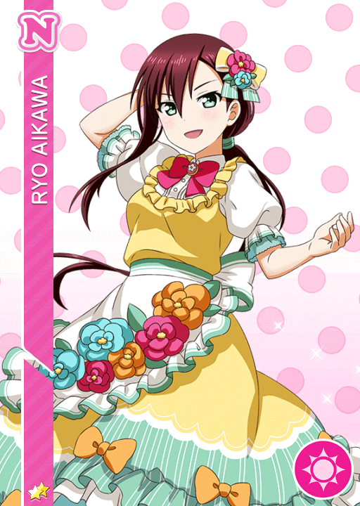 #2442 Aikawa Ryou N idolized