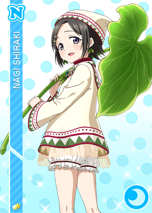 #251 Shiraki Nagi N idolized