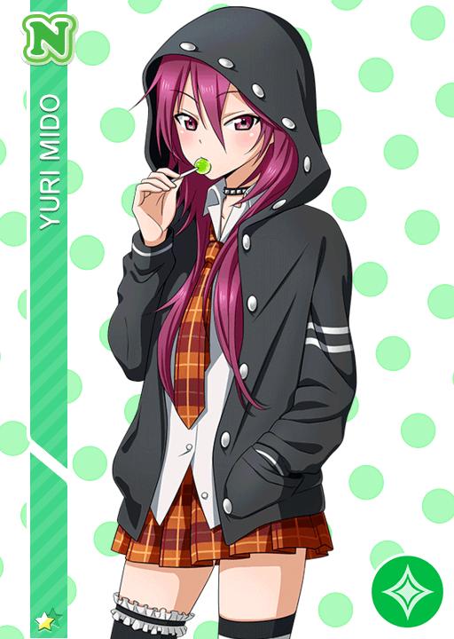 268 Midou Yuuri N