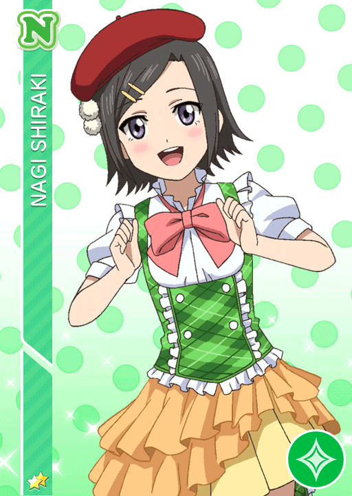 #26 Shiraki Nagi N idolized