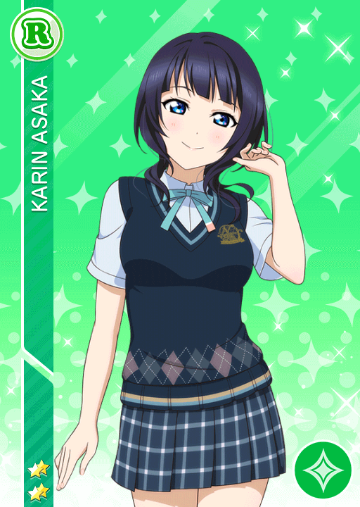 #2763 Asaka Karin R idolized