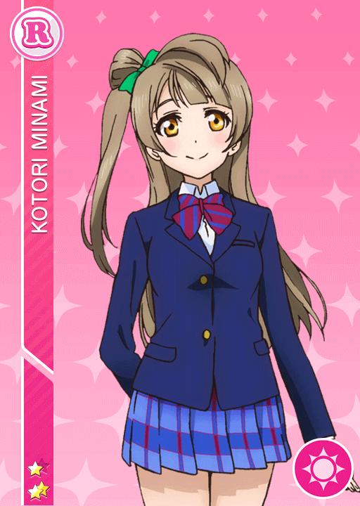 #30 Minami Kotori R