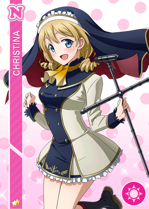 #333 Christina N idolized