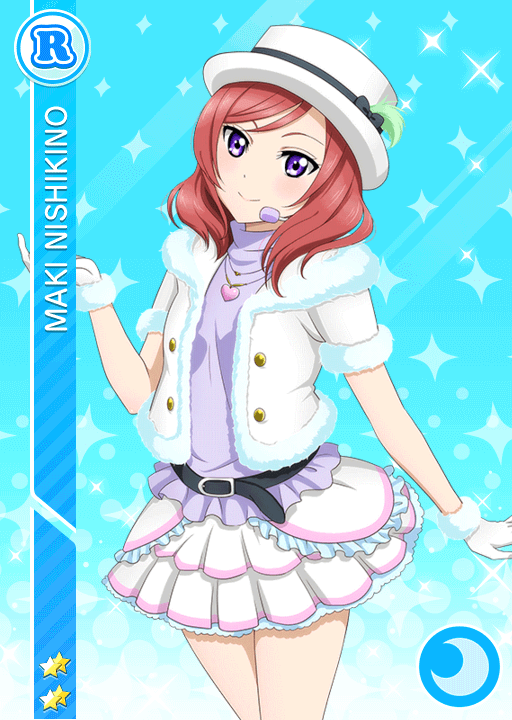 #339 Nishikino Maki R idolized