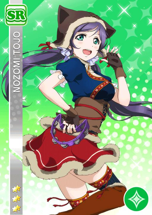 School Idol Tomodachi Cards Album 473 Toujou Nozomi Sr