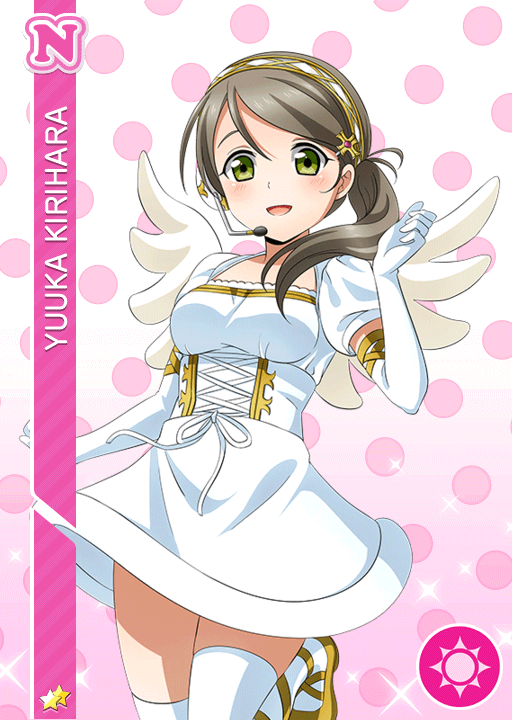 #485 Kirihara Yuuka N idolized