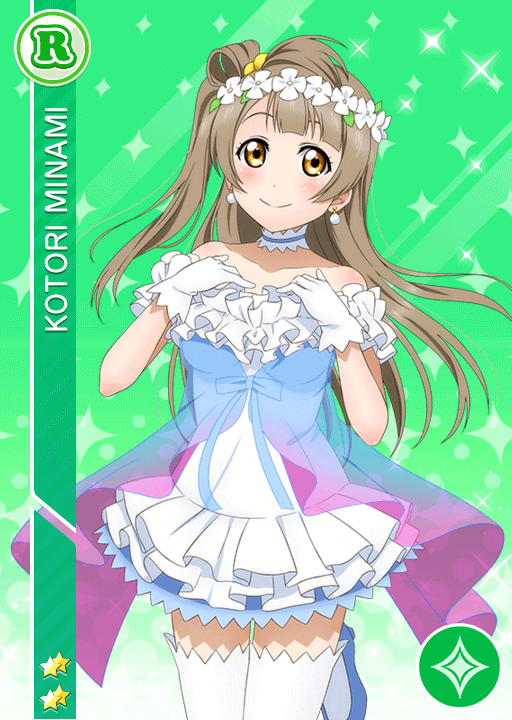 #496 Minami Kotori R idolized