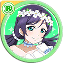 #500 Toujou Nozomi R