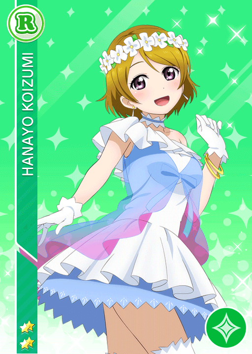 #501 Koizumi Hanayo R idolized