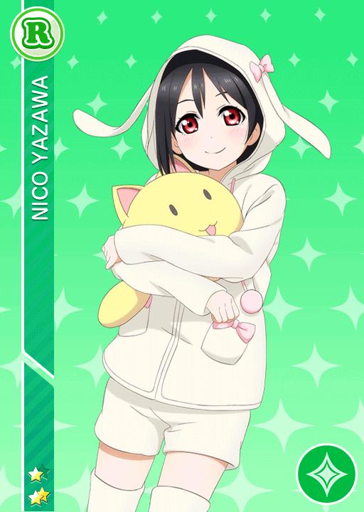 #502 Yazawa Nico R