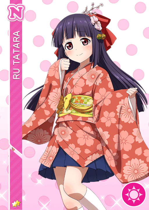 #609 Tatara Ruu N idolized
