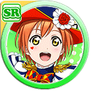 #631 Hoshizora Rin SR