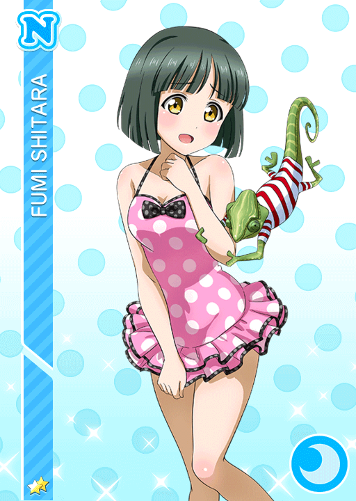 #654 Shitara Fumi N idolized