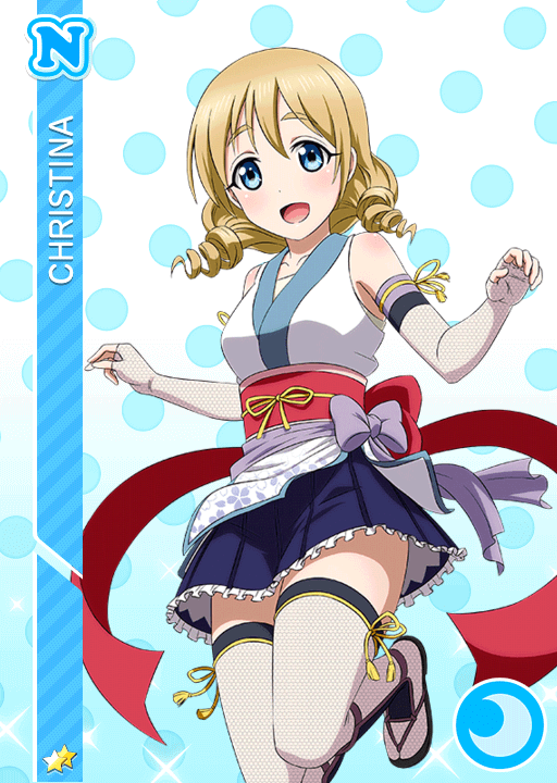#678 Christina N idolized