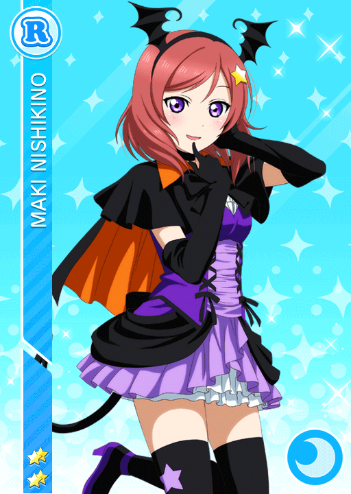 #684 Nishikino Maki R idolized