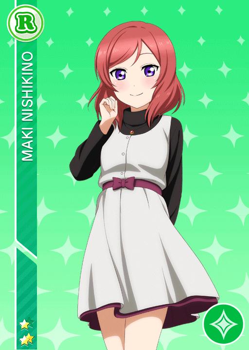 #754 Nishikino Maki R